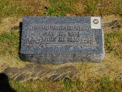 Hannah Martha <i>Clifton</i> Humpherys