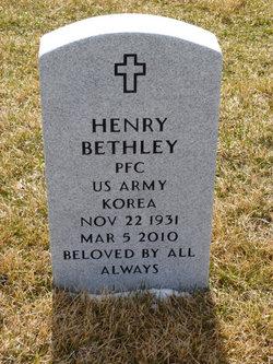Henry Bethley