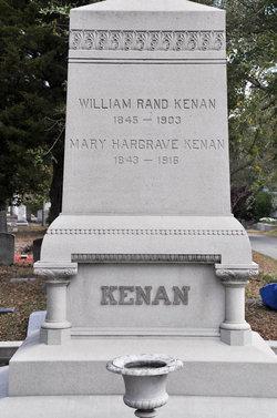 Capt William Rand Kenan