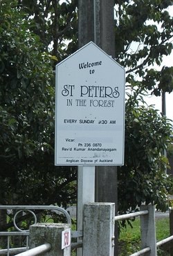 St Peters In The Forest Church of England Cemetery