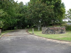 Heights Park Cemetery