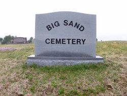 Big Sand Cemetery