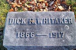 Dick Rufus Whitaker
