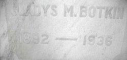 Gladys May <i>Watkins</i> Botkin