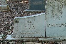 John Calvin Mathews