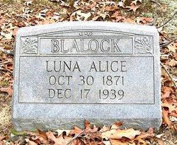 Luna Alice Blalock