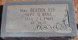 Bertha <i>Appling</i> Lee