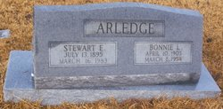 Bonnie <i>Leslie</i> Arledge