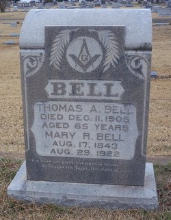 Mary Rice Nancy <i>Boone</i> Bell