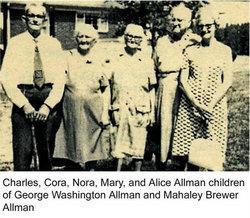 Mahaley Susan <i>Brewer</i> Almond