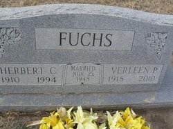 Verlene Pauline <i>Oelke</i> Fuchs