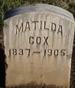 Matilda <i>Bond</i> Cox
