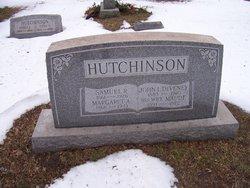 Margaret Amann <i>Heyworth</i> Hutchinson