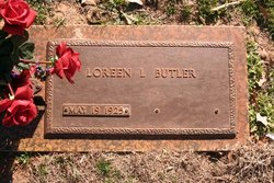 Mrs Loreen Dory <i>Lawhead</i> Butler