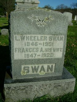Frances Angelina Fannie <i>Taylor</i> Swan