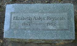 Elizabeth Bessie <i>Alden</i> Reynolds