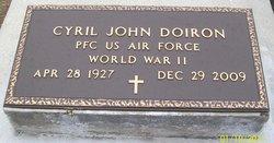 Cyril John Doiron