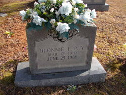 Blonnie Florence <i>Pippin</i> Phy