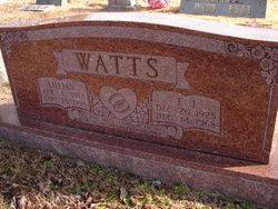 Betty Lillian <i>Robinson</i> Watts