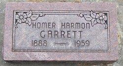 Homer Harmon Garrett