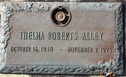 Thelma Roberts Alley