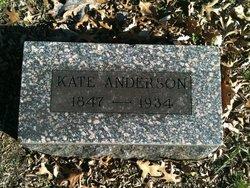Rody Katherine <i>Ellis</i> Anderson