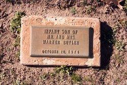 Infant Son Butler