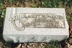 Clagett M. Martin