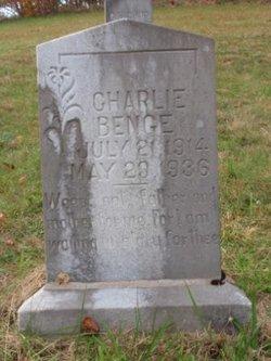 Charlie Benge