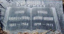 Maude Olive <i>Keenan</i> Caldwell