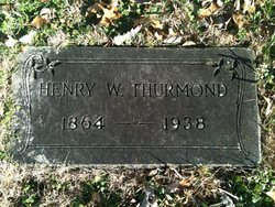 Henry W Thurmond
