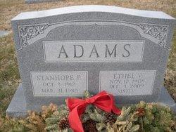 Ethel V Adams