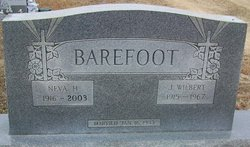 Neva Belle <i>Hayes</i> Barefoot