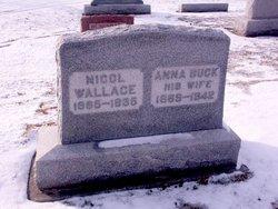 Anna <i>Buck</i> Wallace