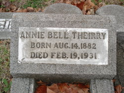 Annie Bell <i>Driver</i> Thierry