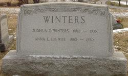 Anna L <i>Reese</i> Winters