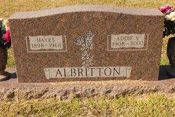 Addie Viola <i>Youngblood</i> Albritton