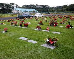 East Hawaii Veterans Cemetery #02