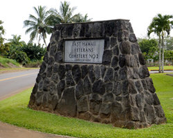 East Hawaii Veterans Cemetery #02