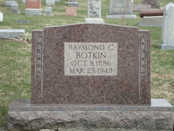 Raymond Cropper Botkin