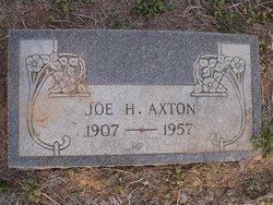 Joe Hendrix Axton