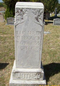 Elisabeth <i>Turner</i> Babcock