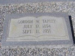 Gordon Wesley Tapley