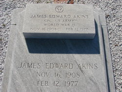James Edward Akins