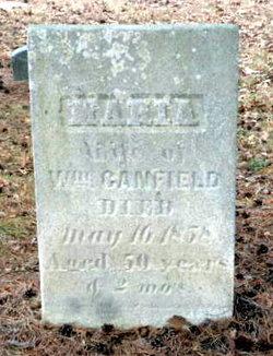 Maria <i>Anthony</i> Canfield