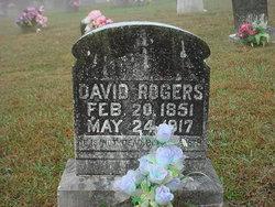 David Jasper Rogers