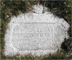 Francis Elizabeth <i>Jackson</i> Dastrup