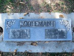 Mabel Fisher <i>Hunter</i> Coleman