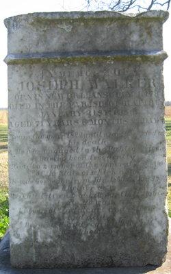 Joseph Marshall Walker