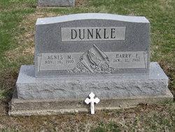 Agnes M <i>Patterson</i> Dunkle
